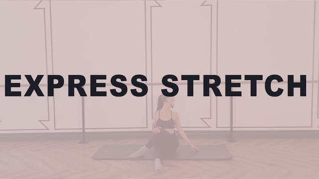 Express Stretch | Libby