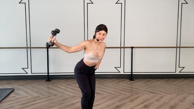 Extreme Arms | Alexandra