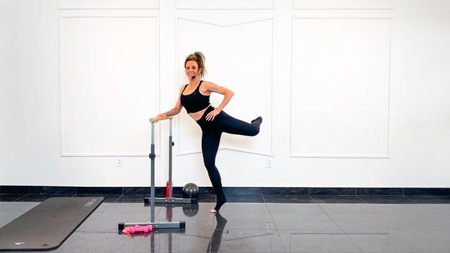 Lower Body Strength | Michelle