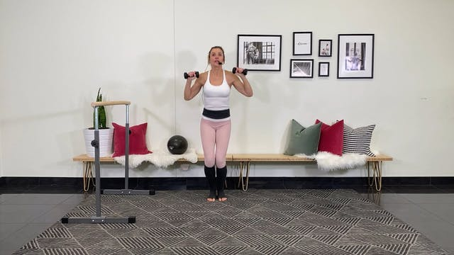 Signature Barre Fit 3.0 | Kristi