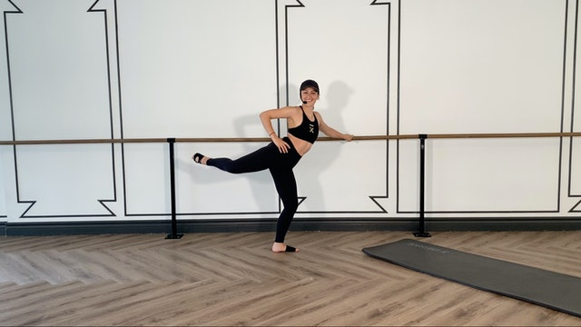 Ballet Legs | Alexandra