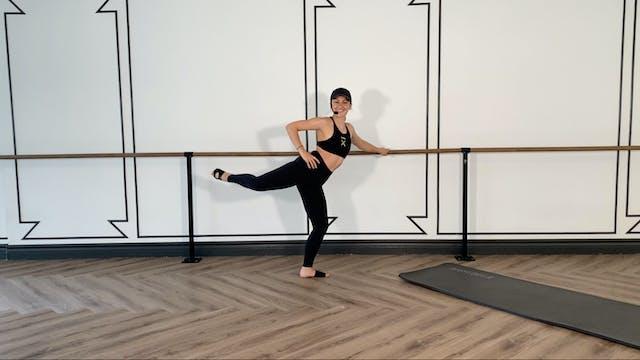 #30 Day 20 - Ballet Legs | Alexandra