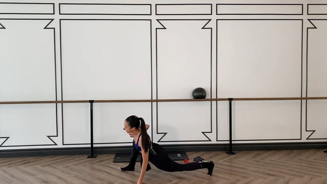 Signature Barre Fit 4.0 | Libby