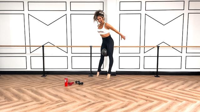 Cardio Booster Circuit | Michelle