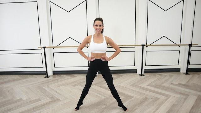 Ballet Legs | Jill