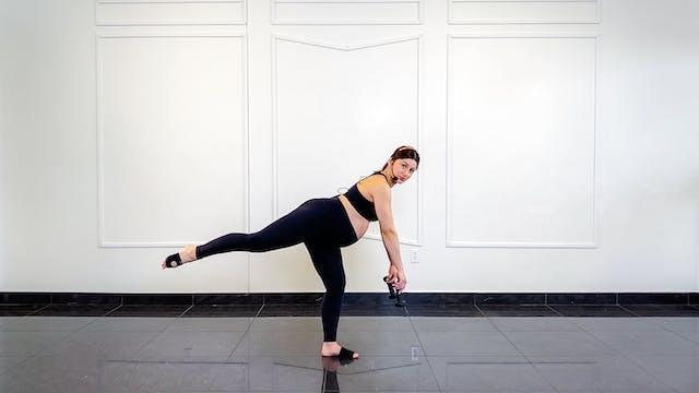 Arms & Legs Combo Burn | Alexandra