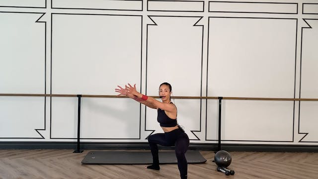 Signature Barre Fit 1.0 | Libby