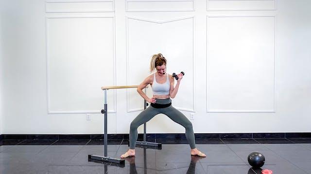 Barre Strength | Kristi