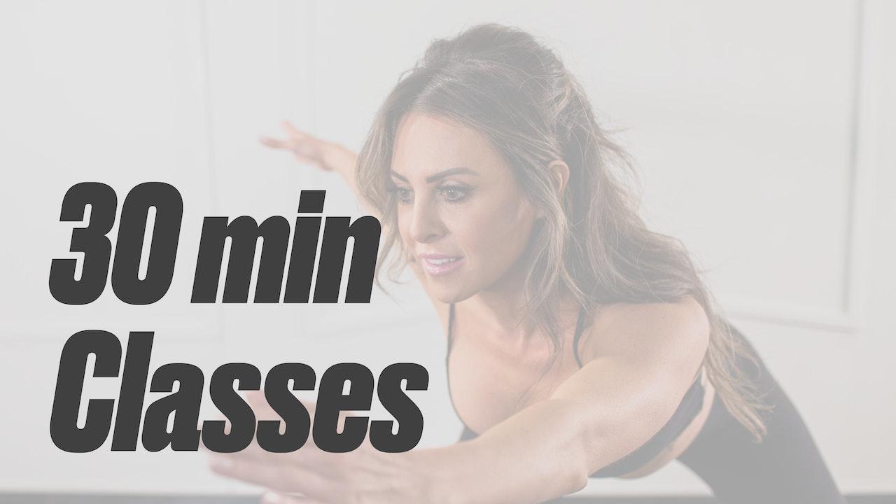 Express Sweat | 30 Min & Under