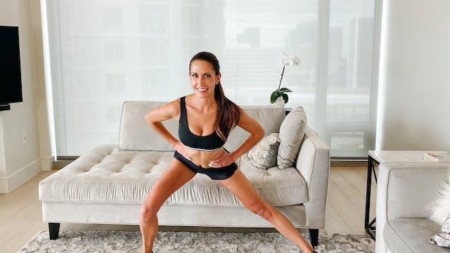 EMOM Full Body Ballet Blast | Jill