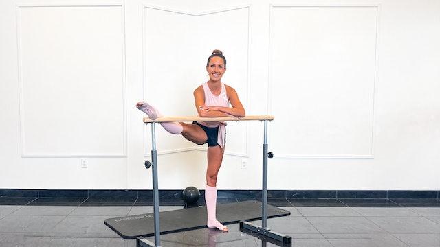 Barre Stretch & Core | Jill