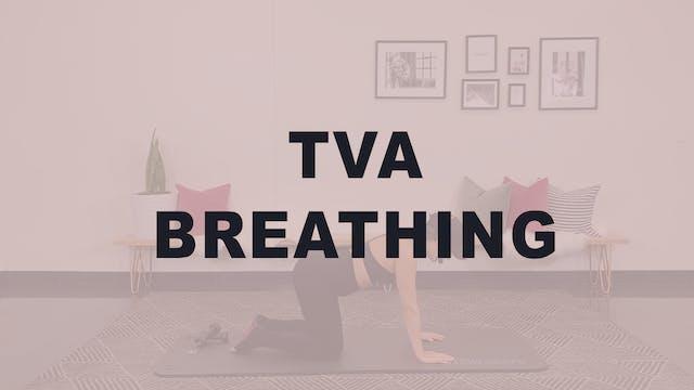 TVA Breathing | Alexandra
