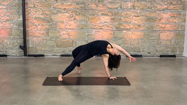 Day 28 - Yoga Flow | Kate
