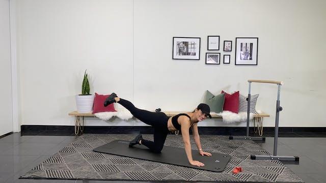 Barre Strength & Cardio | Alexandra
