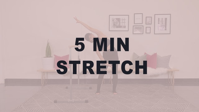 5 Min Express Stretch | Alexandra