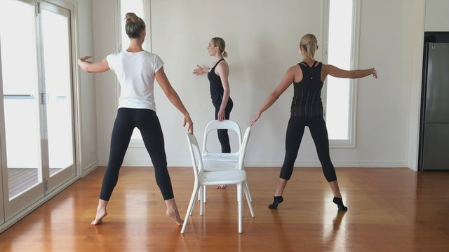 Back to the Barre