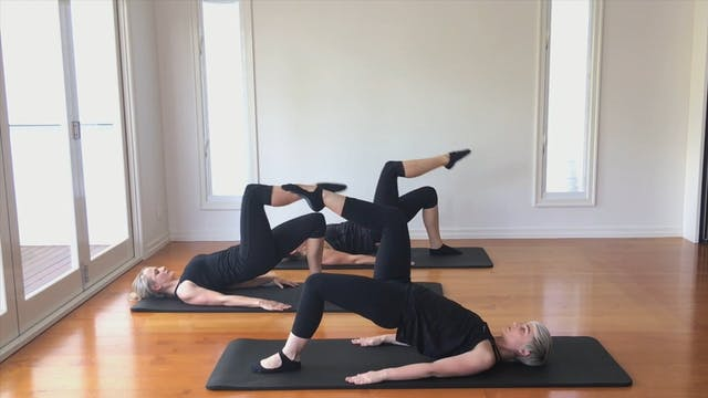 Breathe through flexion and extension