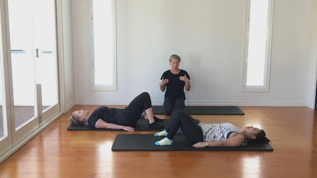 Release your Psoas