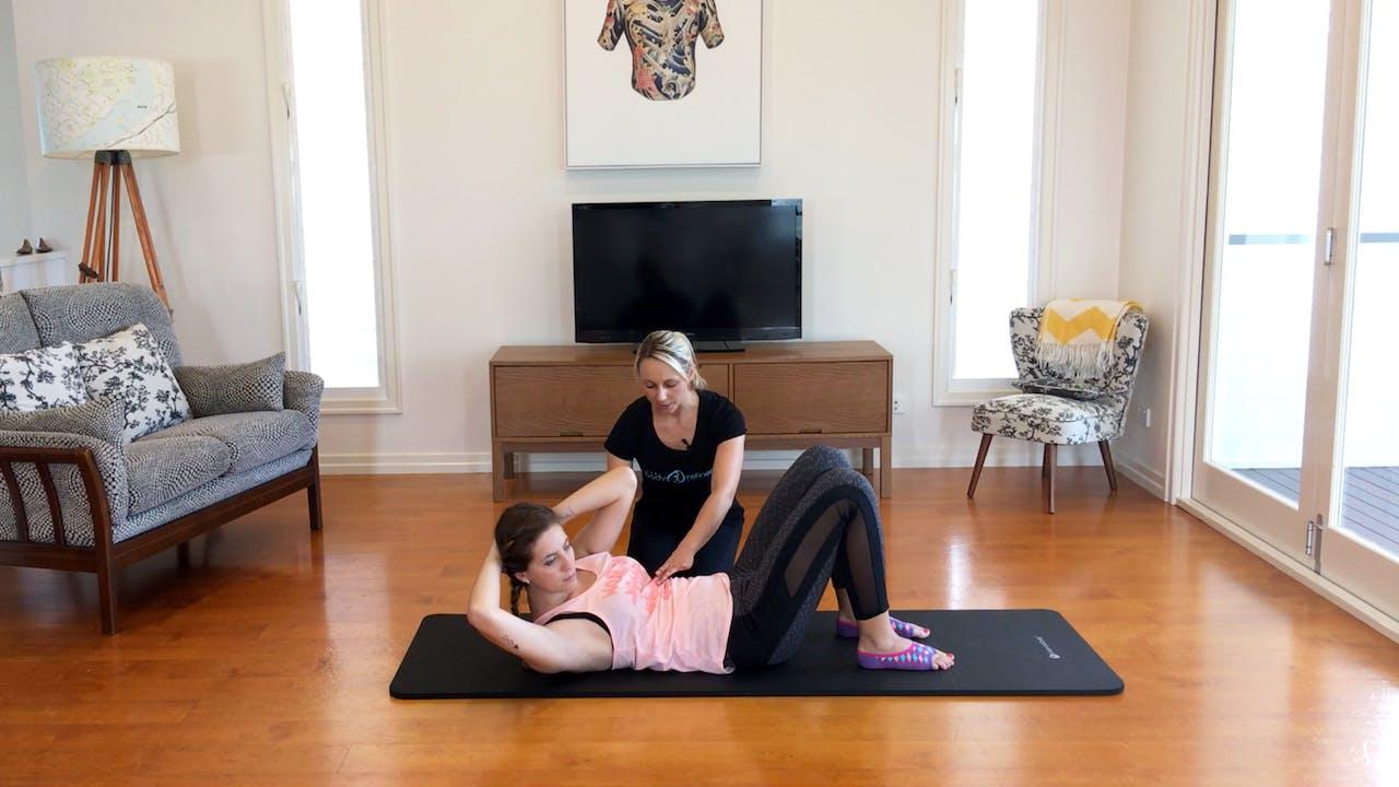 4 Week Low Back Pain Program