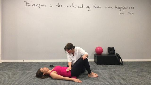 The Makarlu - Exercises for low back pain