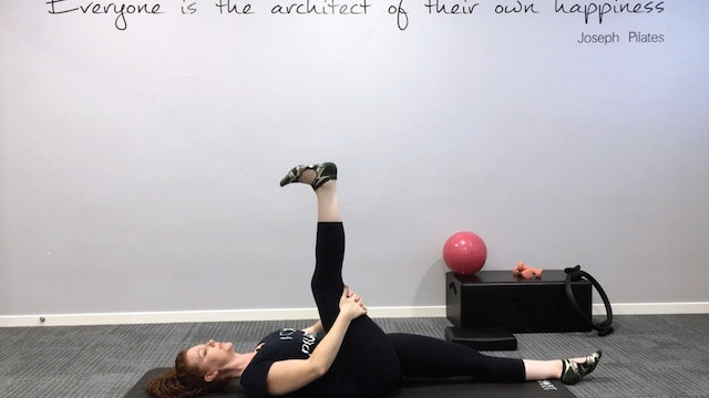Additional Stretching Class
