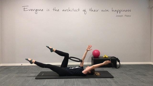 Fitness Circle Workout