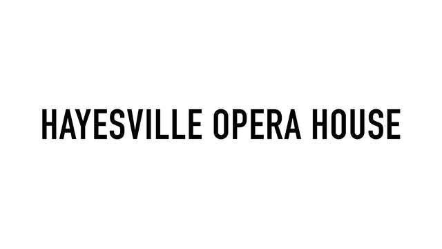 THE BOOKSELLERS for Hayesville Opera House