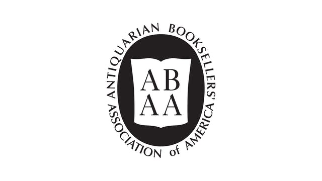 THE BOOKSELLERS for ABAA