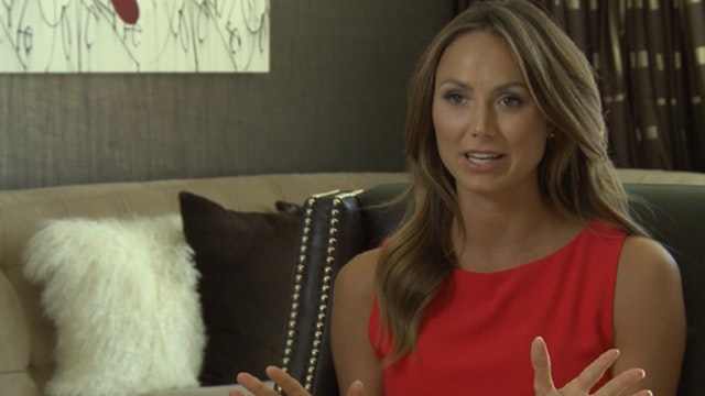 STACY KEIBLER ON GIVING BIRTH