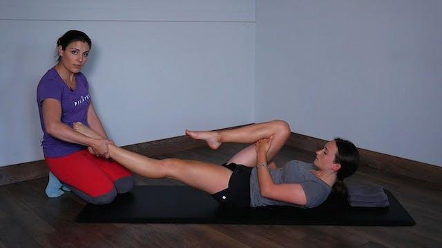 The One Leg Stretch
