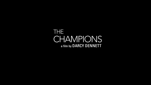 The Champions Official Trailer