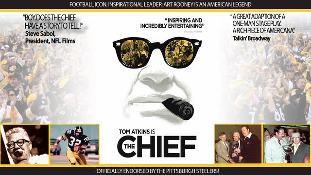 Art Rooney, The Chief Movie (HD)