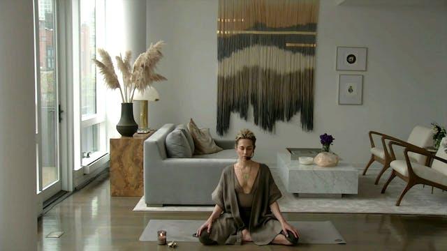Silent Meditation with Taryn   15 min...
