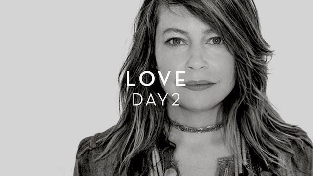 Day 2 Love - Dr. Meg Poe MD