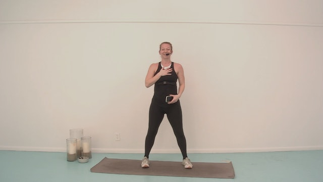 The Class Prenatal with Emily l 40 minutes