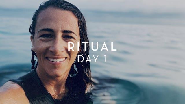 Day 1 Ritual - Jobi Manson