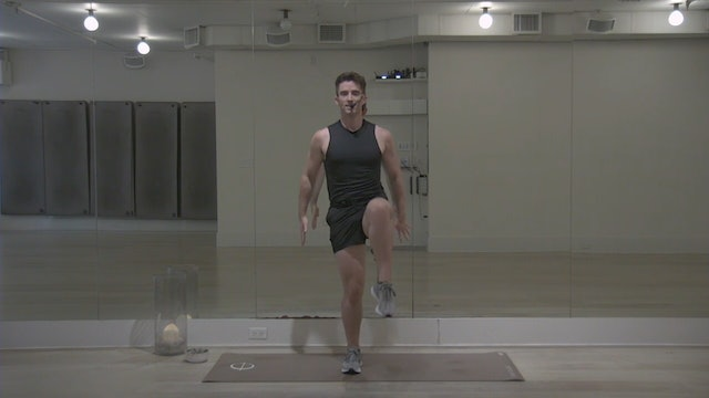 Learn and Modify: High Knees and Jog in Place