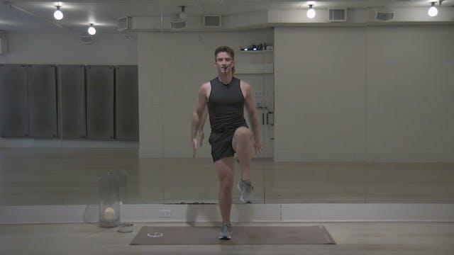 Learn and Modify: High Knees and Jog ...