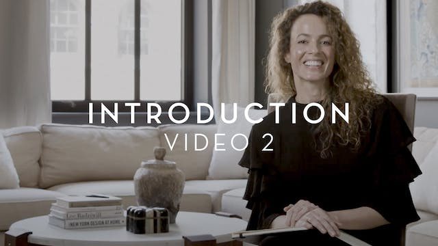 Introduction :  Video 2