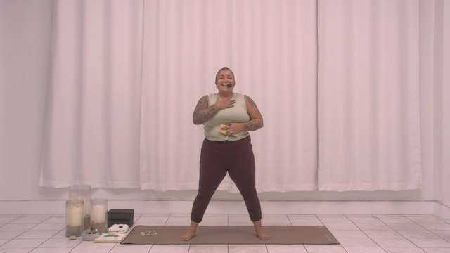 The Class with Amanda | 35 minutes