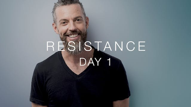 Day 1: Resistance