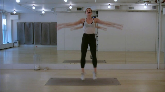Tutorial: How to do a Jumping Jack