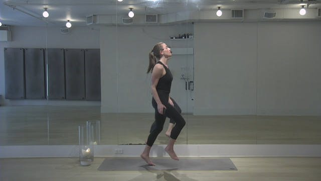 Cardio with Laura | 15 minutes