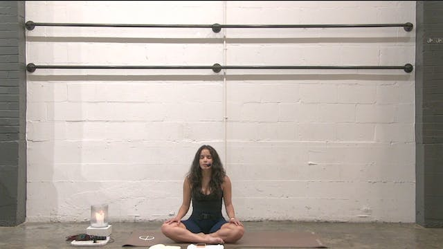 Meditation with Mon | 19 minutes