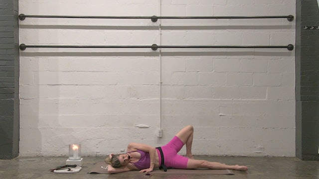 Rolling Myofascial Release with Genieve | 19 minutes