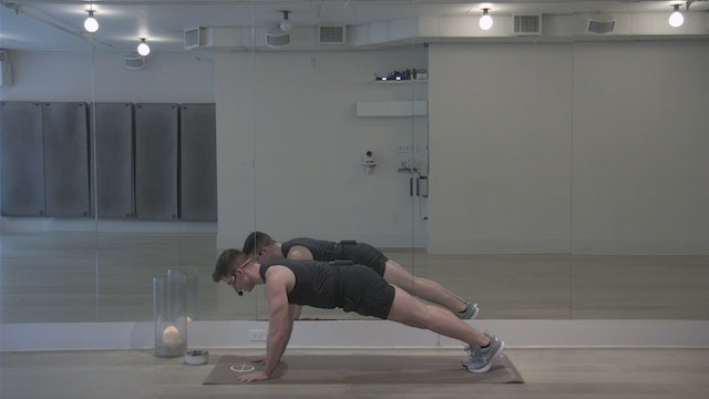 Learn and Modify: The Plank