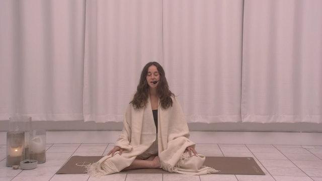 The Beginner Series: Week 3 Meditation