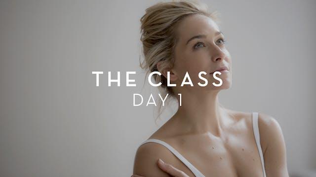 Day 1 The Class - Taryn Toomey