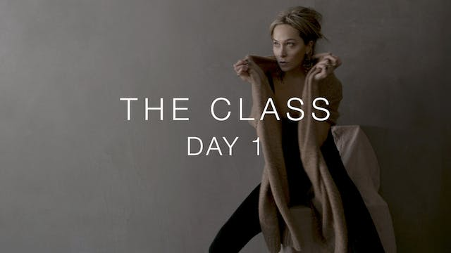 Day 1: The Class