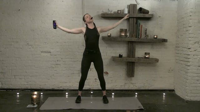 The Class with Natalie | 45 minutes